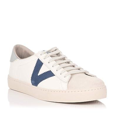 Pour Baskets Femmes Berlin BlancChaussures Cuir Victoria En Shoes 6y7gfYbv