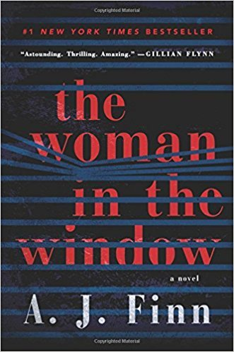 [By A. J. Finn ] The Woman in the Window (Hardcover)【2018】 by A. J. Finn (Author) (Hardcover)
