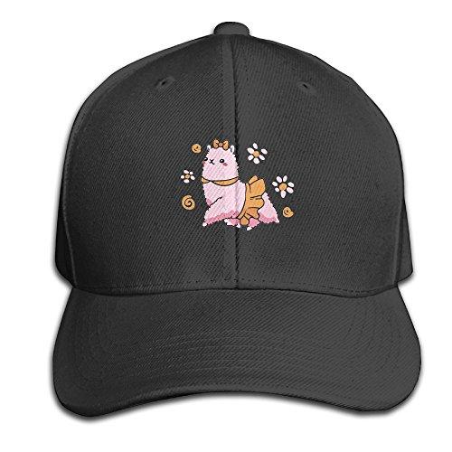 Kkajjhd Baby Girl Llama Adjustable Fashion Cap Sports Baseball Cap.
