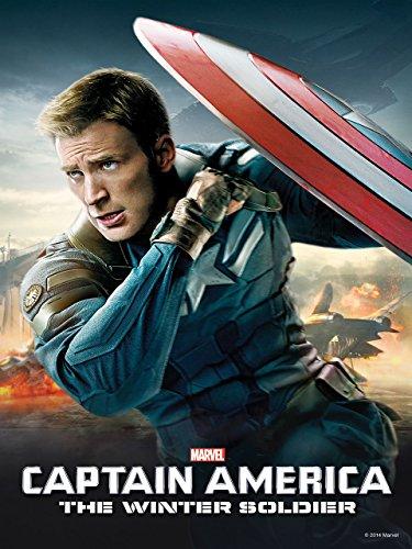 DVD : Captain America: The Winter Soldier  (Plus Bonus Features)