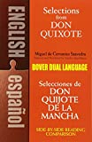 Image of Selections from Don Quixote: A Dual-Language Book (Dover Dual Language Spanish)