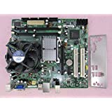Intel DG31PR G31 Motherboard + Pentium Dual-Core E2180 2GHz CPU + Fan I/O Plate