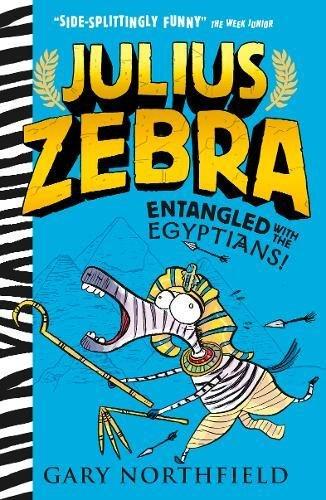 Julius Zebra: Entangled with the Egyptians! pdf