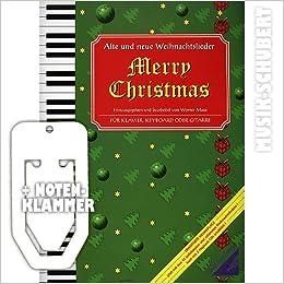 Merry Musikverlag - Partituras 45 Vieja y Nueva Canciones de ...