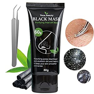 Black Mask Blackhead Remover Purifying Black Peel Off Mask