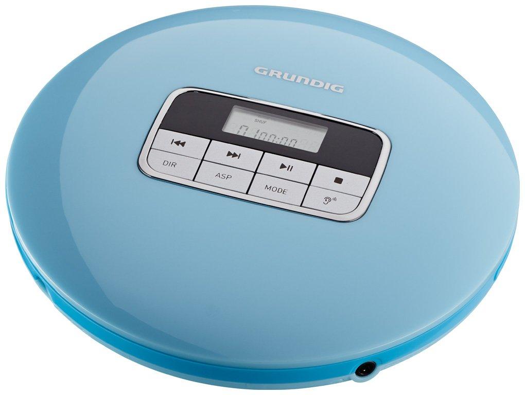 Grundig gcdp 8000/gdr1401/lettore CD portatile Blu