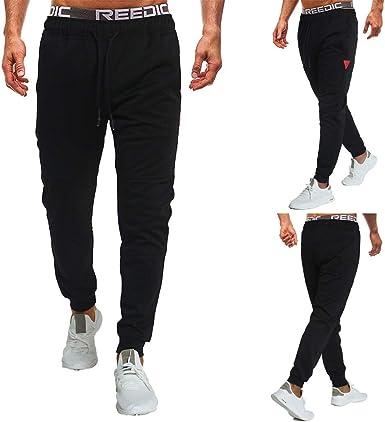 Memefood Jogging para Hombre Pants Pantalones Deportivos Hombres ...