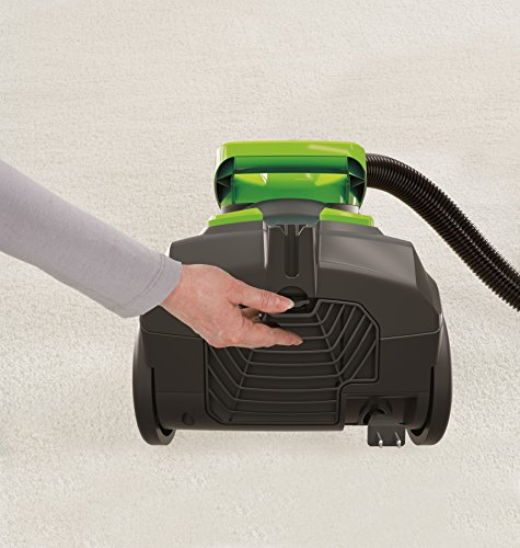 Bissell Zing Bagless Canister Vacuum 1665 Corded Buy