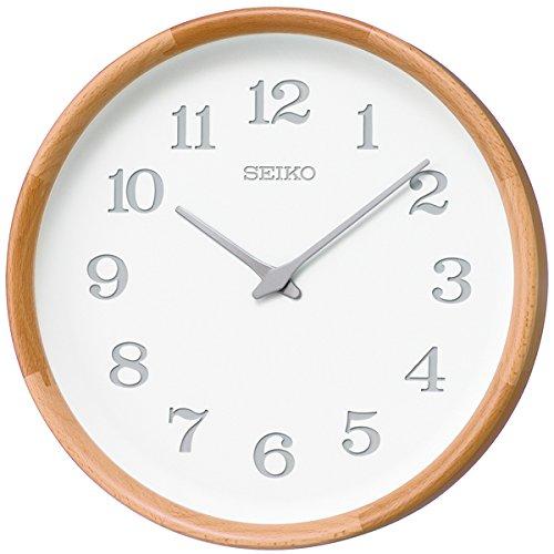 セイコー:KX239H:nukumori 木のぬくもりが感じられる時計 B07C2JM42V