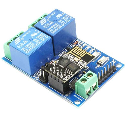 - You May ESP8266 5V WiFi Relay Module Things Smart Home Remote Control Switch Phone APP Relay WiFi Module