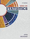 Mind on Statistics (with Jmp Printed Access Card) 5th Edition