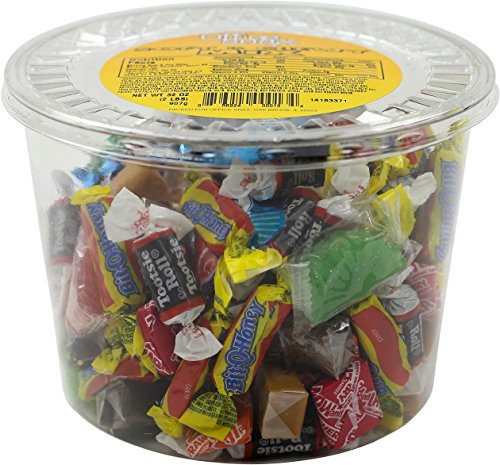 2 Lb Candy Tubs (Office Snax Soft & Chewy Mix, 2-Pound Tub (Pack of 2))