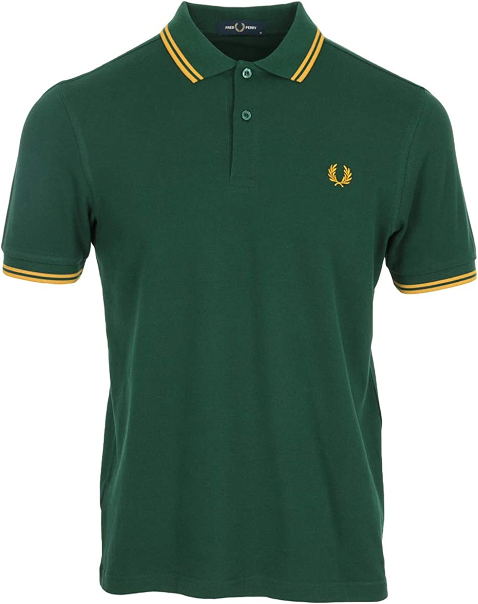 Polo Shirt Fred Perry Twin Tipped Shirt