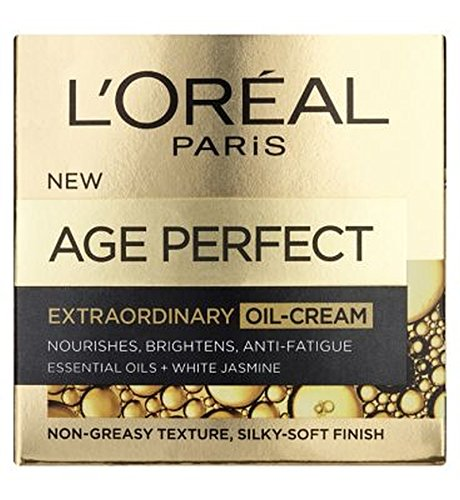 ロレアルパリ臨時油クリーム (L'Oreal) (x2) - L'Oreal Paris Extraordinary Oil Cream (Pack of 2) [並行輸入品]   B01N3SDVMV