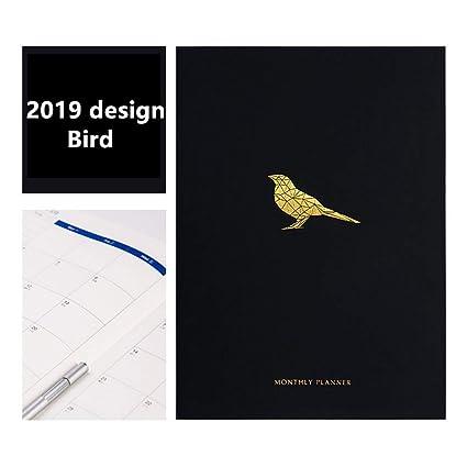 YWHY Cuaderno Agenda 2019 Agenda A4 Diario Planificador ...