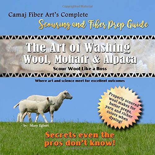 Camaj Scouring Washing Mohair Alpaca product image