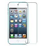 (US) Group Vertical 2 Pack - Tempered Glass Screen Protector for iPod Touch 5, 6