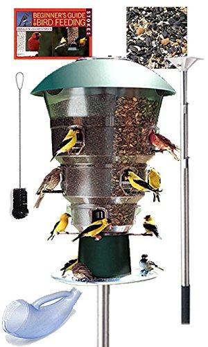 Wild Bills Electronic Bird Feeding Package, 12 Port