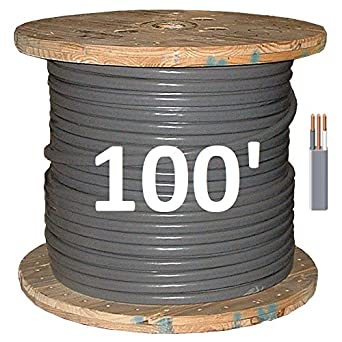 Strange 8 2 Uf Underground Feeder Direct Earth Burial Cable Amazon Com Wiring 101 Nizathateforg