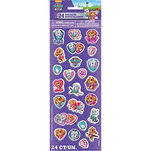 Girl Patrol Puffy Sticker Sheet product image