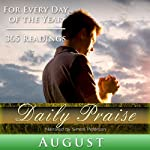 Daily Praise: August: A Prayer of Praise for Every Day of the Month | Simon Peterson