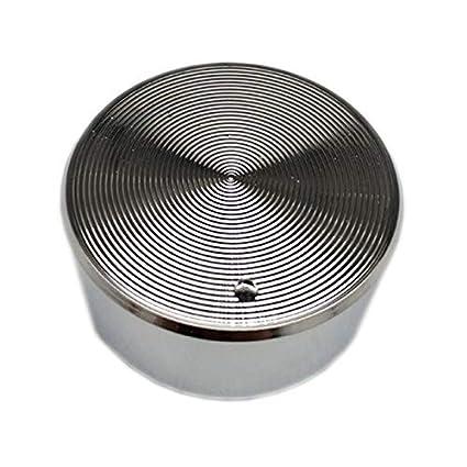 Cikuso 2 Piezas/Juego Interruptor Giratorio Piezas de La Estufa de Gas Perilla de La Estufa de Gas Perilla Redonda de La Estufa Perilla para Estufa de Gas: ...
