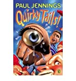 Quirky Tails, Paul Jennings, 0140322302