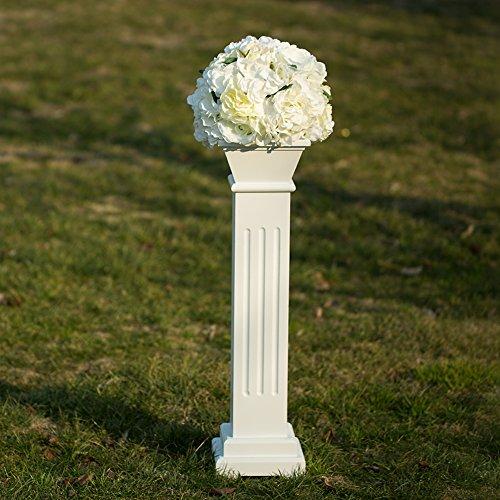Cloud Mountain Roman Venetian Decoration Wedding Ceremonies Stage Props Column Holds Flower Plates Pillars 26