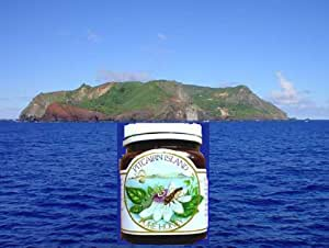 Amazon Com Pitcairn Island Honey Grocery Amp Gourmet Food