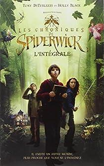 Les Chroniques de Spiderwick : L'intégrale : Livres 1 à 5 par Black