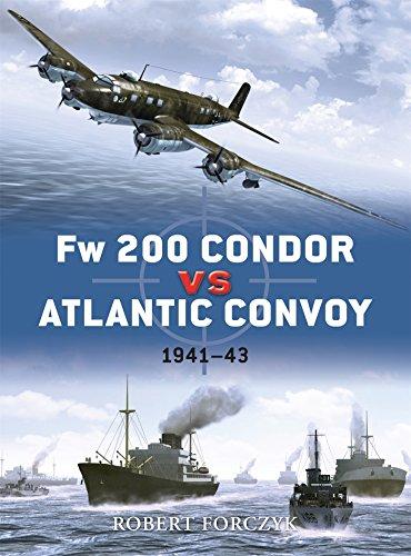 Fw 200 Condor vs Atlantic Convoy: 194143 (Duel)