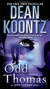 Odd Thomas 0345533429 Book Cover