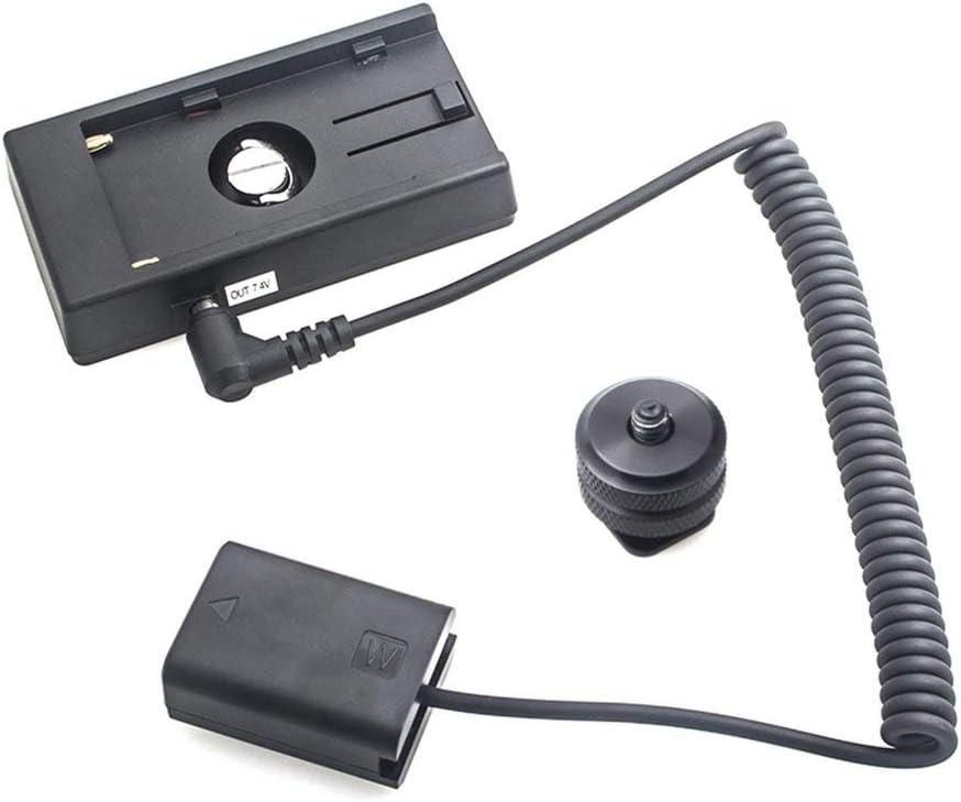 Power Adapter Np F970 To Np Fw50 Dummy Battery Mount Elektronik
