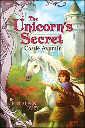 Gates Sunset (Castle Avamir (The Unicorn's Secret Book 7))