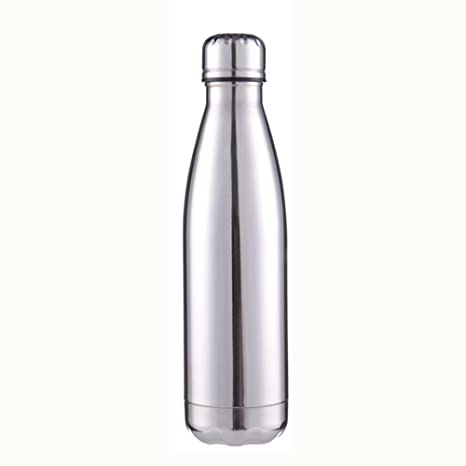 GTRBV Direct - Botella térmica (500 ml, Acero Inoxidable ...