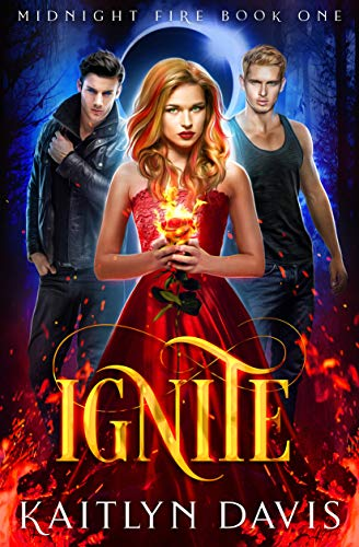Ignite (Midnight Fire Series Book 1) by [Davis, Kaitlyn]