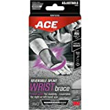 Ace Reversible Splint Wrist Brace - Adjustable Size