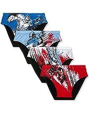 Avengers Boys Underwear Brief (4 Pack)