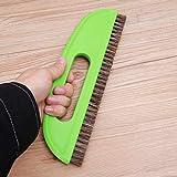 BESTOMZ Horse Hair Wallpaper Smoothing Brush