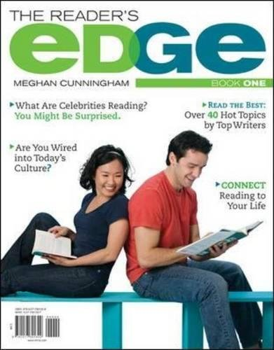 The Reader's Edge, Book I
