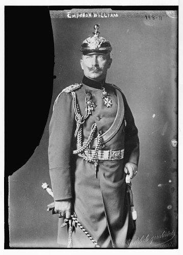 Photo: Wilhelm II,1859-1941,last German Emperor,King of - Of King Prussia Map