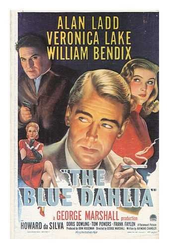 The Blue Dahlia: A Screenplay (Screenplay Library)