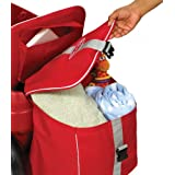 Radio Flyer The Ultimate Comfort Wagon, Red