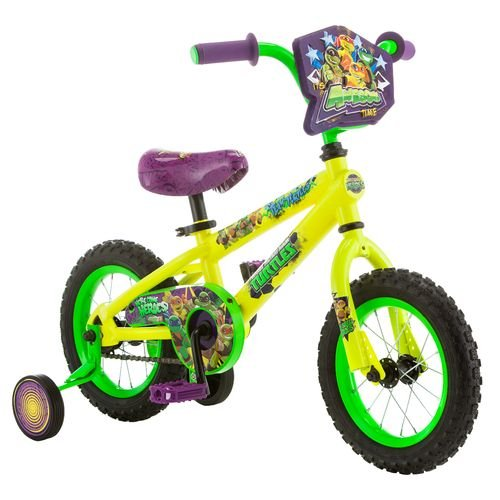 "Teenage Mutant Ninja Turtles Boys' 12"" Bicycle"