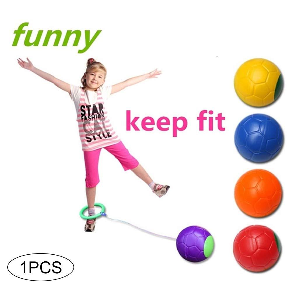 Wu 1 CP Salto balón niños niños Tobillo Salto Ball sauts Salto ...