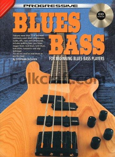Progressive Blues Bass - Progressive Bass Blues