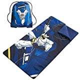 DC Comics Batman Sleeping Bag with Sling Carry Bag