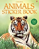 Animals Sticker Book, Phillip Clarke and Sarah Khan, 0794517447