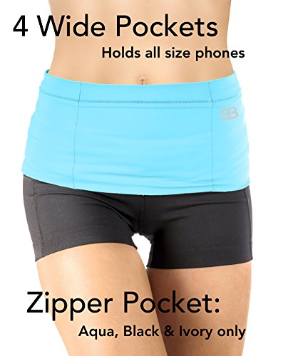 stashbandz-unisex-travel-money-belt-running-belt-fanny-and-waist-pack-4-large-security-pockets-and-z