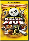 Secrets of the Furious Five by Dreamworks Animated by Raman Hui